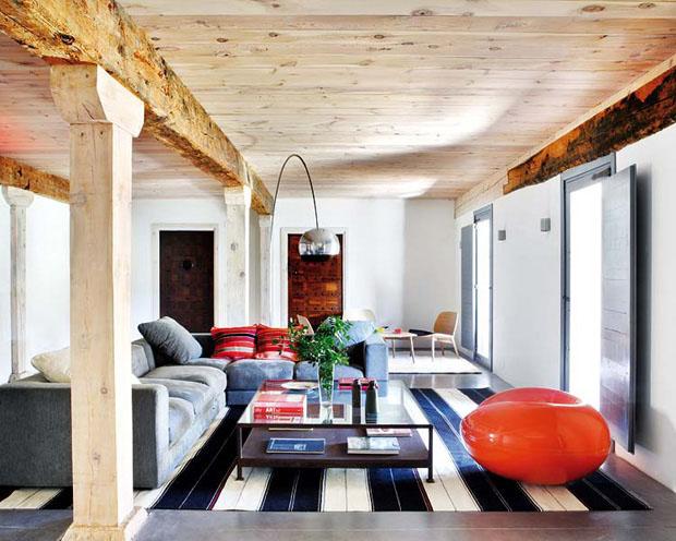 Influ ncia n rdica marca casa espanhola casa vogue for Arredamenti rustici moderni