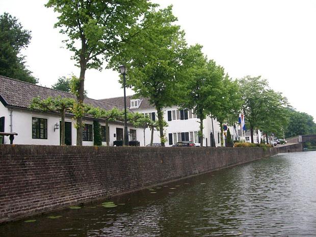 cidade_murada_naarden (Foto: Dancingnomad3 / Flickr)