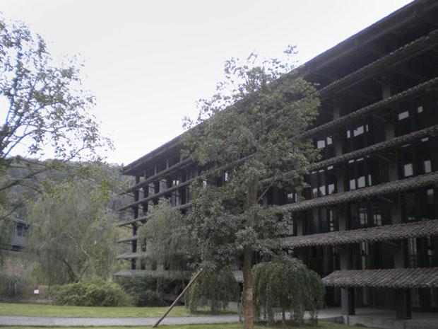 Campus da Academia de Arte de Xiangshan, Hangzhou, China, Fase 1, 2002-2004
