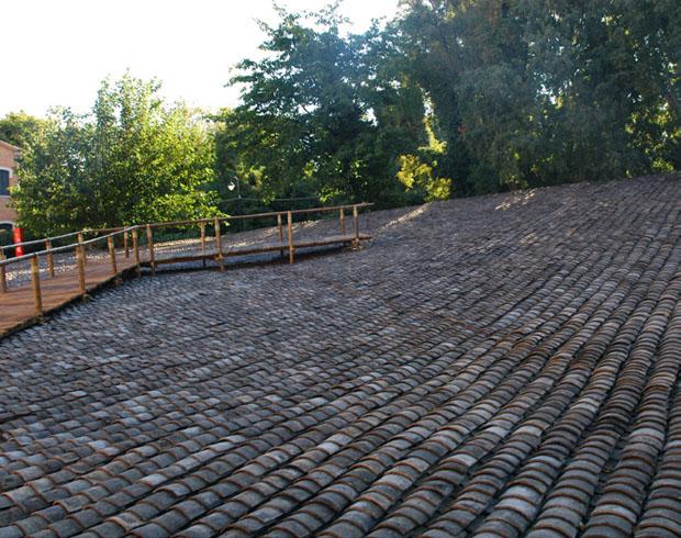 Jardim de Azulejos, 10ª Bienal de Arquitetura de Veneza, Itália, 2010
