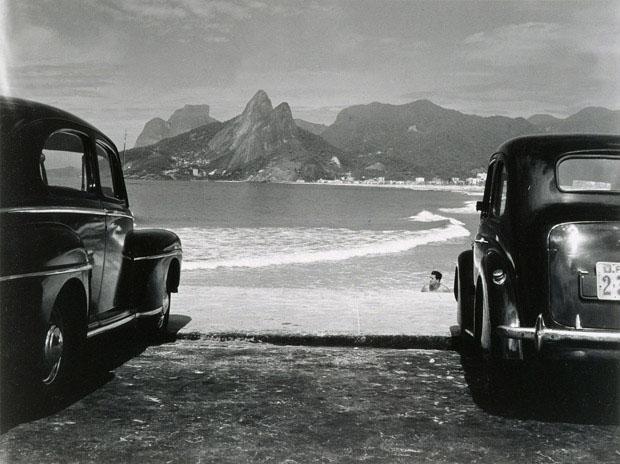 Arpoador, de José Medeiros, Rio de Janeiro, 1952 (Foto: José Medeiros)