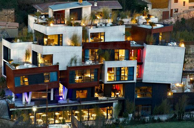hotelviura_designhouses (Foto: divulgação)