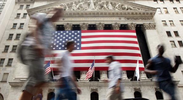 Fed não empolga e bolsas em NY caem (Foto: Getty Images)