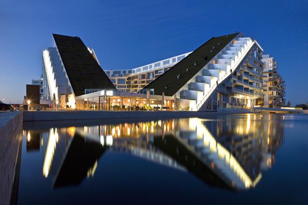 Edifício 8 House, Copenhague