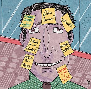 Inteligência (Foto: Ilustração: Daniel Almeida)