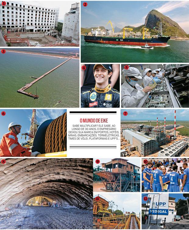 1. HOTEL GLÓRIA           (Foto: Folhapress; O Globo; Getty images; Divulgação)