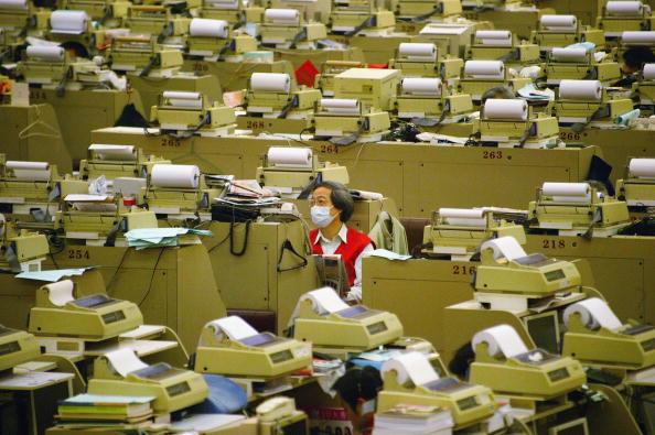 Bolsa de Hong Kong (Foto: Getty Images)