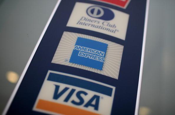 Cartão de crédito VISA American Express Diners Consumo (Foto: Getty Images)