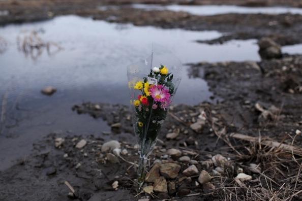 Japão se prepara para homenagar vítimas, em aniversãrio de um ano de Tsunami (Foto: Getty Images)