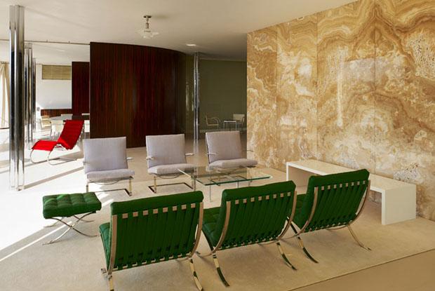 Casa Tughendhat (Foto: David Zidlicky (www.atelierzidlicky.eu))