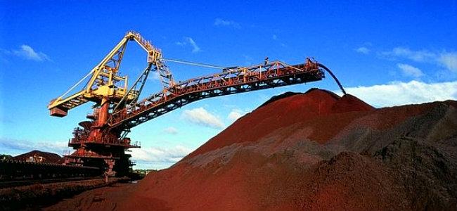 Extração de Minério de Ferro da Vale (Foto: Divulgação)