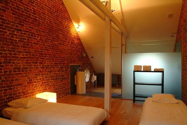 hotel_laclasse_belgica (Foto: divulgação)