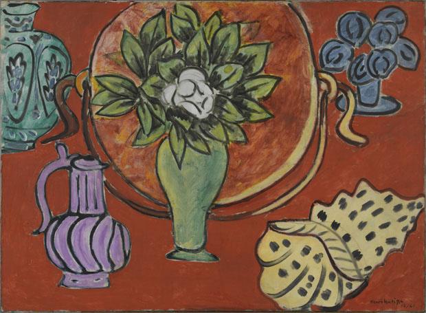 pompidou_movel (Foto: © Succession H. Matisse)