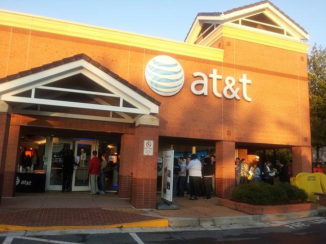 AT&T (Foto: Divulgação/FLICKR)