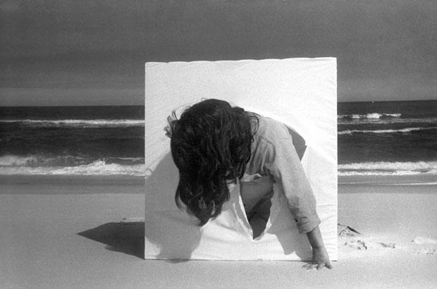 O Ovo, 1968 (Foto: Projeto Lygia Pape / MNCARS / PLP - Divulgación)