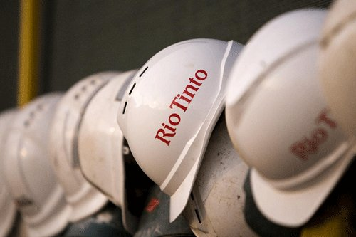 Aumento da produção da Rio Tinto fica abaixo das projeções (Foto: Divulgação)