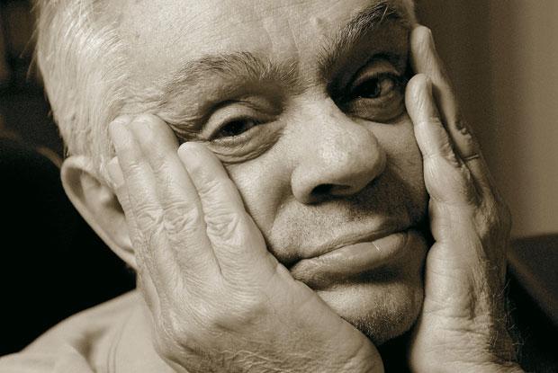 MESTRE   Chico em 2007. Ele criou personagens inesquecíveis  (Foto: Edu Monteiro/Ed. Globo)