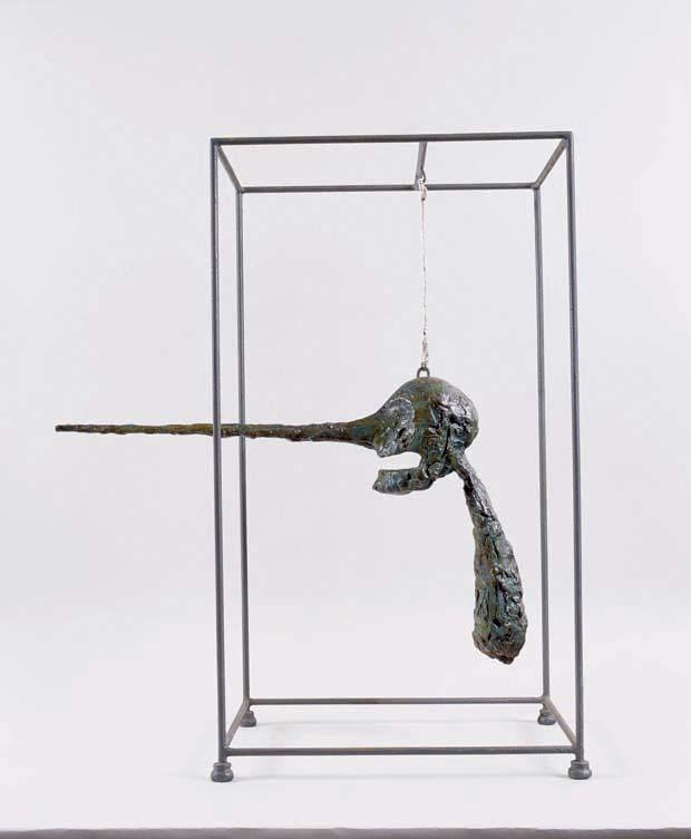 giacometti_pinacoteca (Foto: divulgação)
