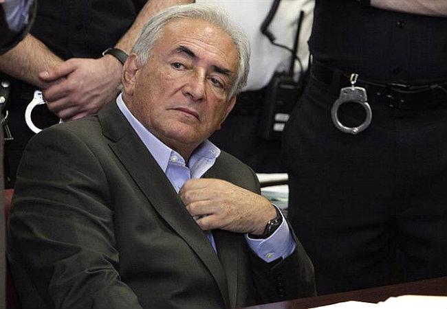 Strauss Kahn (Foto: Agência EFE)
