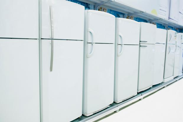Linha branca geladeira varejo eletrodoméstico  (Foto: Getty Images)