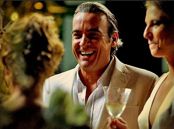 O empresário Cadinho, casado com três mulheres diferentes (Foto: TV Globo/Divulgação)