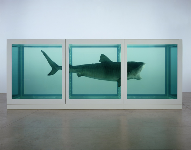 expo_damien_hirsT (Foto: divulgação / © Damien Hirst and Science Ltd.)