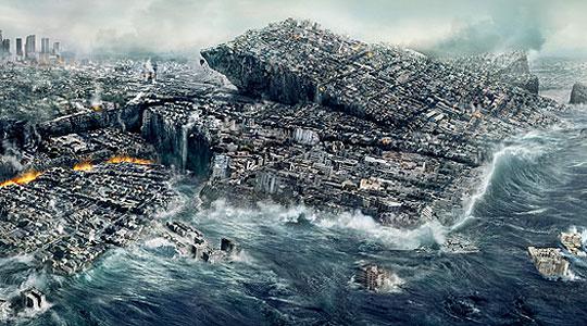 Cena do filme 2012: O Fim do Mundo (Foto: Reprodução)