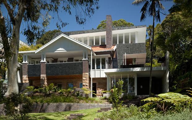 casa_australia_jardim_rockhouse (Foto: divulgação / Richard Glover)