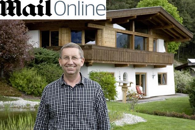 Milionário austríaco (Foto: Internet / Reprodução)
