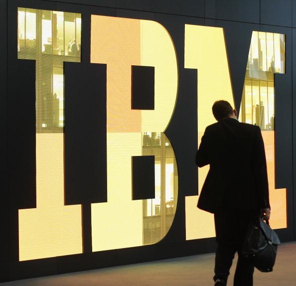 IBM aumenta receita com software e serviços (Foto: Getty Images)