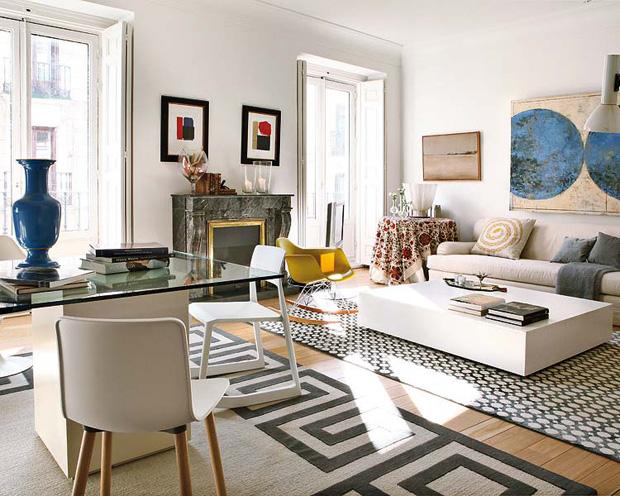 P b conecta passado e presente em casar o casa vogue for Casas de sofas en madrid