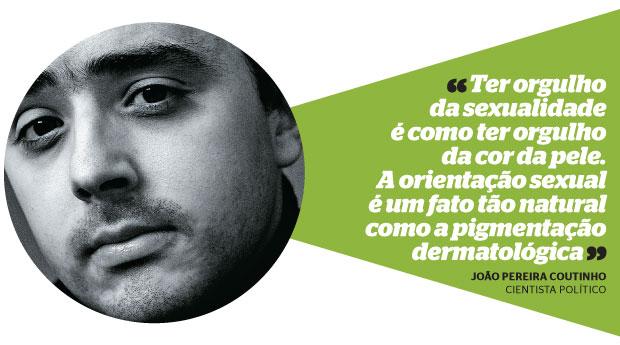 João Pereira Coutinho (Foto: Diego Vara/Ag. RBS/Folhapress )