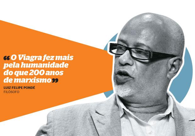 Luiz Felipe Pondé  (Foto: Moacyr Lopes Junior/Folhapress)