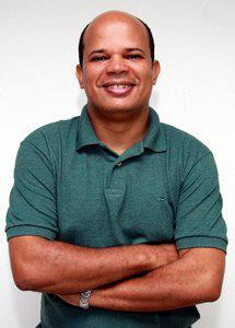 O jornalista Décio Sá, assassinado no Maranhão, em foto da sua página pessoal no Facebook (Foto: Arquivo pessoal)