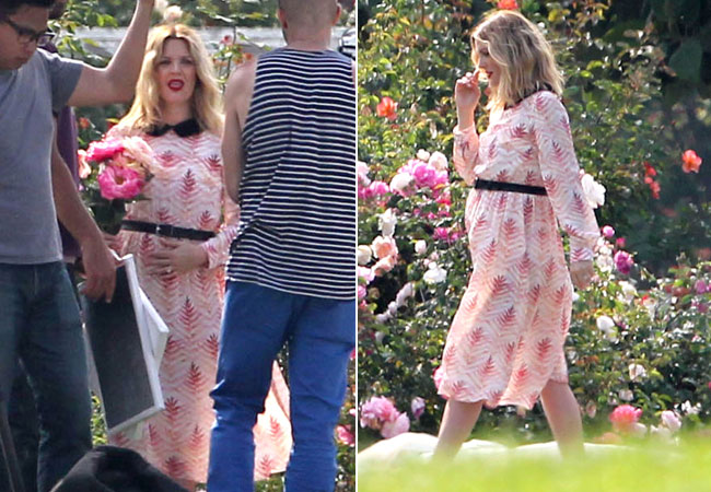 Drew Barrymore (Foto: The Grosby Group)