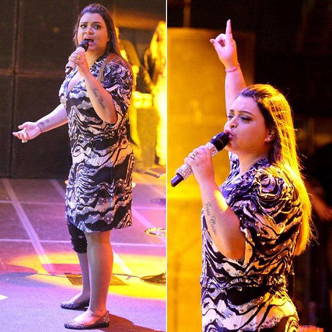 Preta Gil (Foto: Onofre Veras/AgNews)