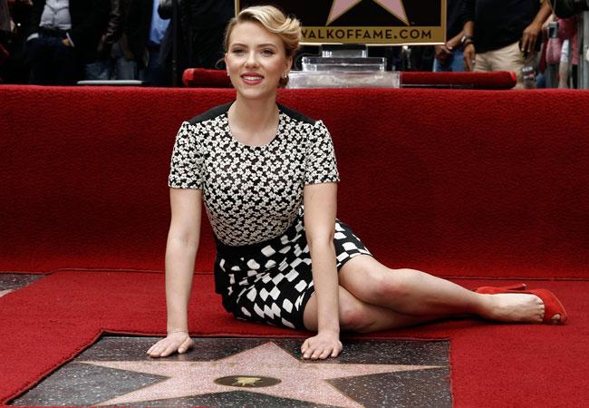 Scarlett Johansson (Foto: AP)