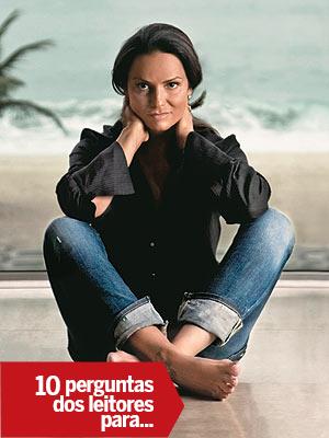Luiza Brunet (Foto: Jorge Bispo)