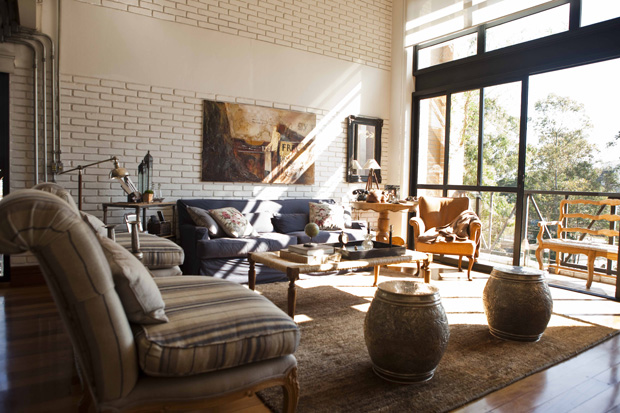 Decoracion Loft Rustico ~ Giro Casa Vogue O mapa da decora??o mineira por T?nia Salles