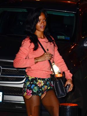 Rihanna (Foto: SplashNews)