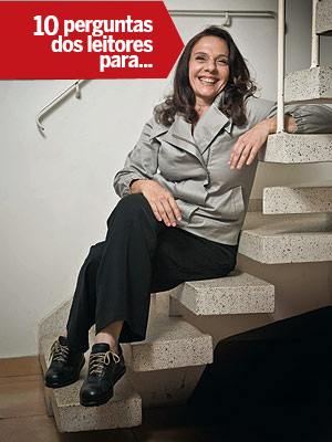 Rosi Campos (Foto: Paulo Vitale)
