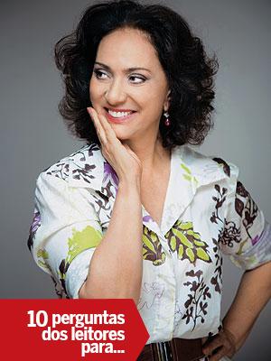 Eliane Giardini (Foto: Marcelo Corrêa/Revista QUEM)