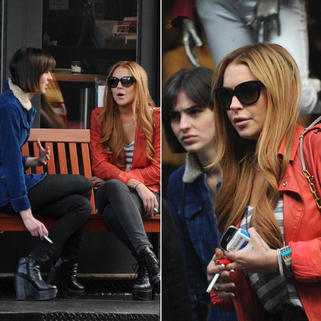 Lindsay Lohan (Foto: The Grosby Group)