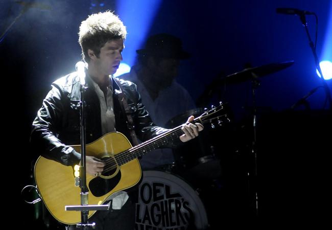 Noel Gallagher (Foto: Francisco Cepeda/AgNews)