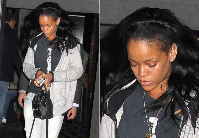 Rihanna (Foto: The Grosby Group)