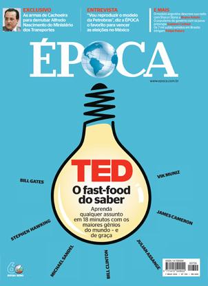 capa da edição 729 (Foto: revista ÉPOCA/Reprodução)