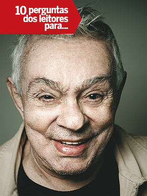 Chico Anysio (Foto: Marcelo Corrêa/Revista QUEM)