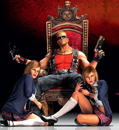 Criar ficou  mais caro. O game Duke Nukem Forever custou US$ 20 milhões e nunca foi lançado (Foto: Divulgação)