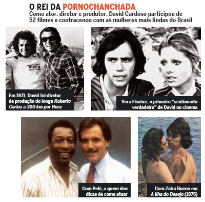 David Cardoso  (Foto: Divulgação)