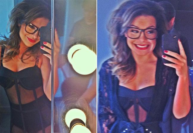 Fernanda Souza (Foto: Reprodução/Twitter)